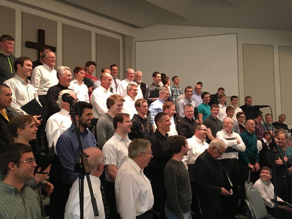 Men's Choral Festival